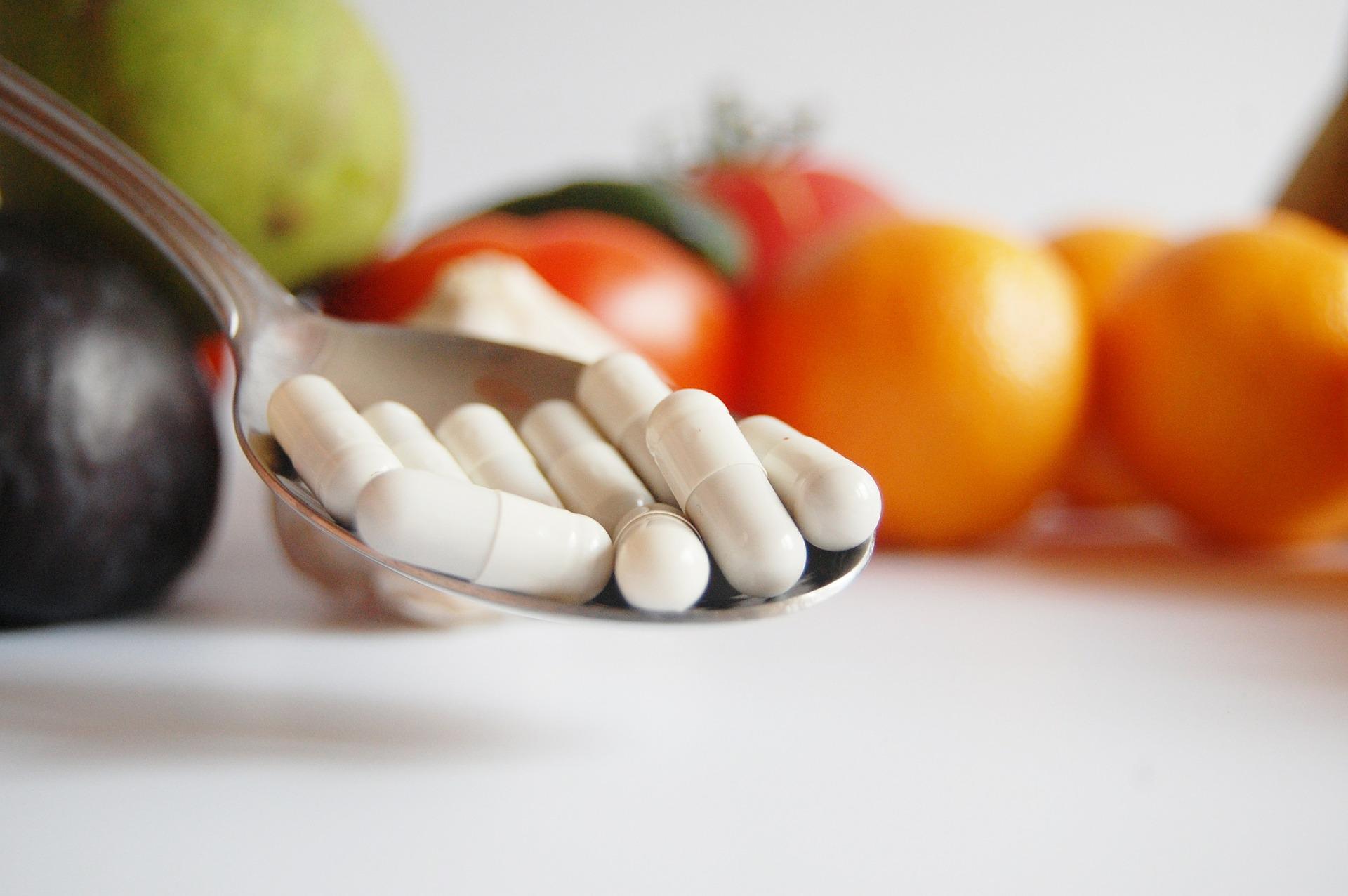 witaminy i probiotyki w mukowiscydozie